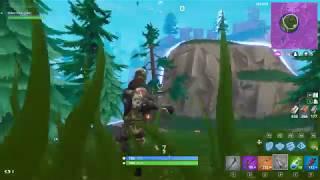 Fortnite - Killing a youtuber