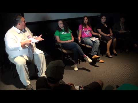 latino comics expo 2013 with Latina Power Roundtable