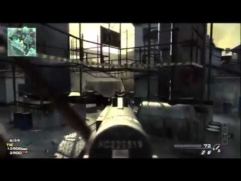MW3 TDM on Carbon Gameplay
