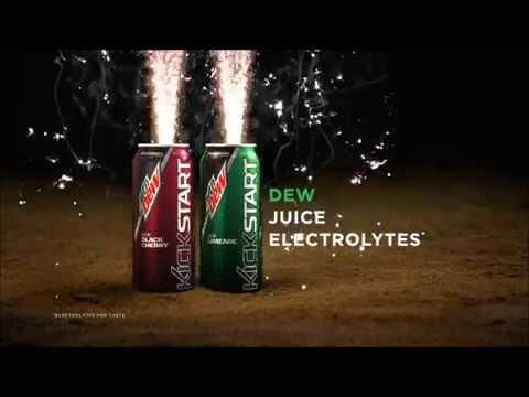 Kickstart Your Night | Mountain Dew Commercial (Metal version)