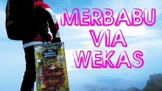 Merbabu via Wekas