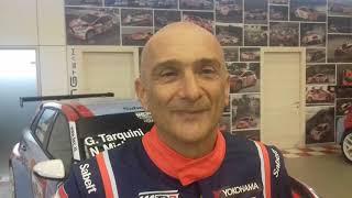 Presentazione BRC Racing Team 2018: le dichiarazioni di Gabriele Tarquini
