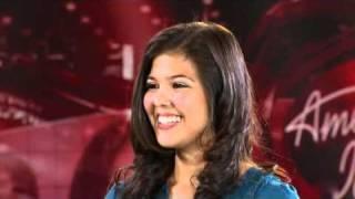 Arianna Afsar audition (American Idol season 8)