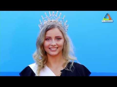 (JC 31/01/18) Bruna Rezende, vai representar nossa cidade no concurso Miss Minas Gerais 2018.