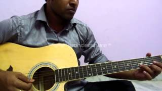 Mera Jeevan Kora Kagaz(Title Track) Guitar rejuvenation with Karaoke