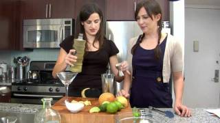Asian Pear Ginger Margarita By The Cocktail Therapists