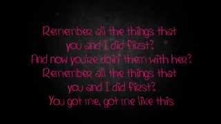 Download Cher Lloyd: Want U Back (With Lyrics) MP3 song and Music Video