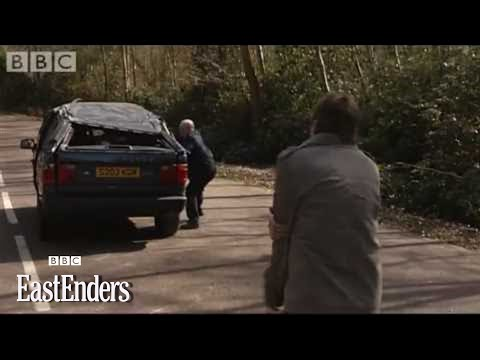 Phil and Ian Forget About Their Kids After Crash (Part 2)   EastEnders   BBC