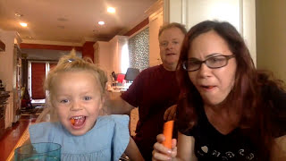 Snack Fight with a wild toddler! Fielding's Snack Vlog #10