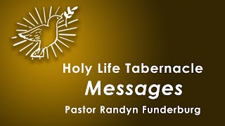 6-27-21 AM - Anointed To Preach The Gospel - Part 2 (Sufficient In Him) - Pastor Randyn Funderburg