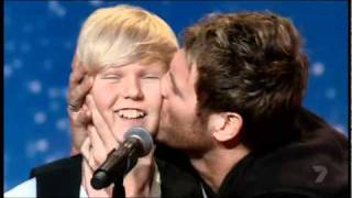 Whitney Houston - I Have Nothing by Jack Vidgen singing on Australia's Got Talent [480p] thumbnail