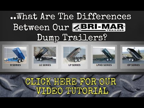 Bri Mar Dump Trailers & Types
