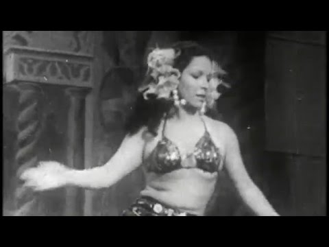 """Woman"" ~ Original Song with vintage footage of famous burlesque dancers"