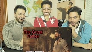 THE GREAT FATHER MAMMOOTY    TRAILER REACTION!!