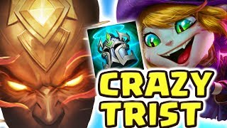 TRISTANA AIN'T SCARED OF NOTHING!! KNIGHT'S VOW IS BROKEN | RIOT EXPOSED | LEE SIN JUNGLE Nightblue3