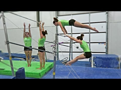 FINALLY Level 3 Gymnastic Routines 2018