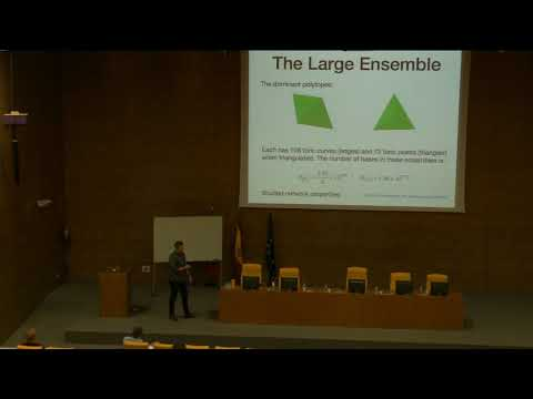 Jim Halverson - A Large Ensemble of F-Theory Geometries: the Weak, the Strong, and the Non Higgsable