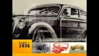 Az Opel Astra története