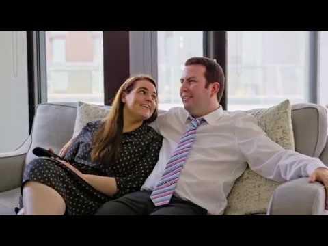 Greenwich Peninsula - Katie and David's Case Study