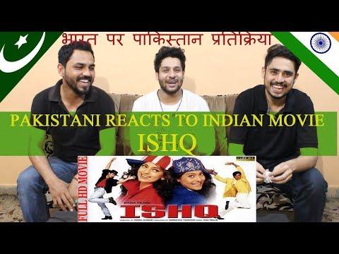 Pakistani Reacts To India Best Comedy Movie ISHQ   Aamir Khan   Ajay Devgan   Kajol