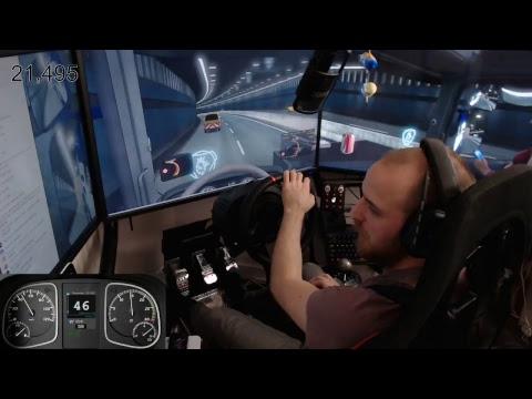Euro Truck Simulator 2 - Special Transport VS scania 143