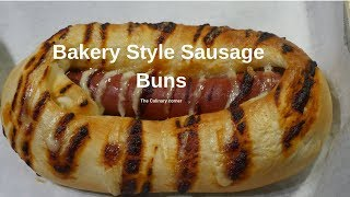 Bakery Style Sausage bread