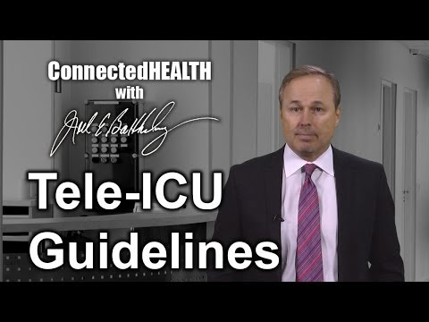 Episode 28: Tele-ICU Guidelines