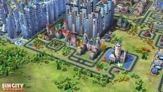 SimCity Buildit Royal Castle