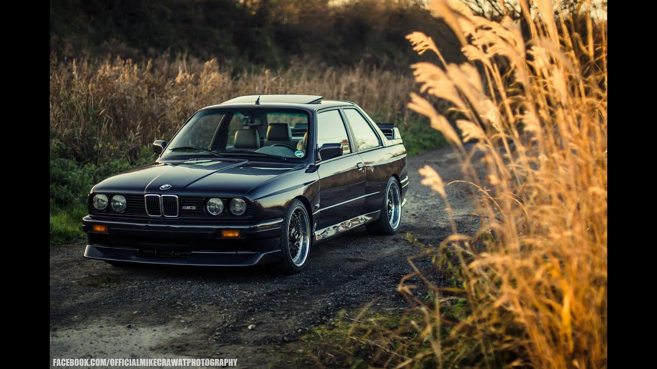 Bmw M3 E30 >> MikeCrawatPhotography: BMW E30 M3 Cecotto Edition #179/505 - YouTube