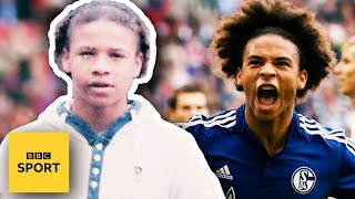 The making of Manchester City's Leroy Sane - BBC Sport