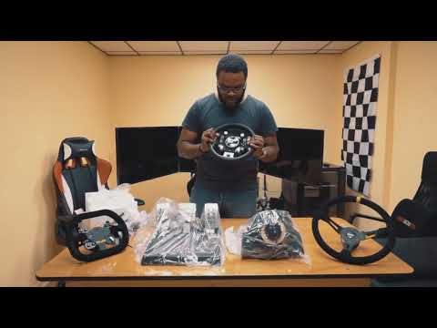 Thrustmaster T-GT Unboxing