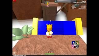 Sonic Boom! (Dogon Roblox)