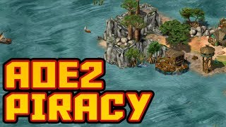 Converting Ships?! - AoE2 Minigame