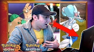Discover the Final Evolutions of the Starter Pokémon (REACTION) - Pokemon Sun and Moon