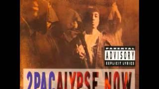 Tupac - Violent [HQ]