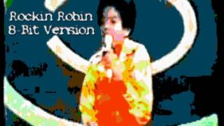 Rockin Robin (8 bit remix cover version) [Tribute to Michael Jackson]