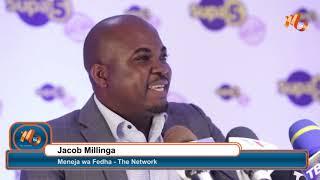 MCHEZO MPYA WA SUPA TANO WAZINDULIWA NCHINI TANZANIA
