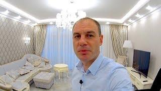 КЛАССИКА И КЕРАМОГРАНИТ - РОСКОШЬ ЭЛИТНОЙ КВАРТИРЫ // элитная недвижимость в сочи /купить элитную