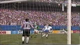 World Cup U.s.a. 1994 Every Goal  Part 1