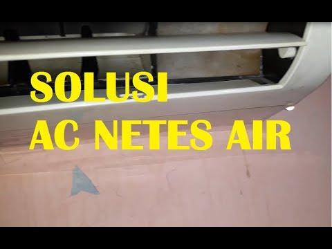 Ac Netes Bocor Air Cara Mudah Memperbaiki Ac Netes Air Dan Bisa
