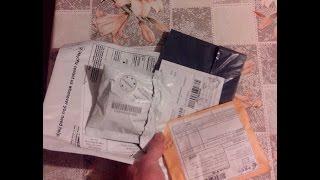 Четыре маленькие посылки из Китая!!!Китайцы немного задержали посылки.В конце большой сюрприз)))(Четыре посылки. Татушки явно долго не держатся,где то через час она у вас начнёт терять цвет.Я думаю она..., 2016-03-26T19:35:07.000Z)