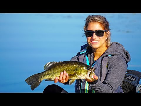 Jamie Outfishes the Boys! | Field Trips Vermont