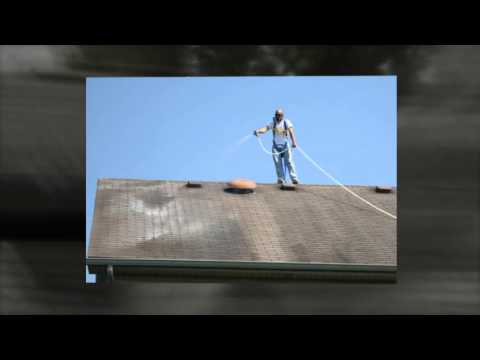 Roof Cleaning Greensboro Nc Youtube