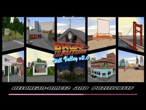 GTAVC BTTF MOD Hill Valley 0.2e Ver.2.0 Game Play