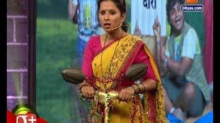 Chala Hawa Yeu Dya : Shreya Bugde Performing Elizabeth Ekadashi