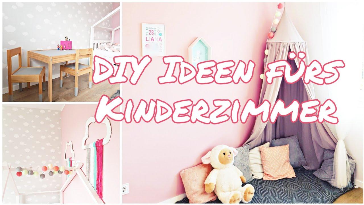 Diy Ideen Furs Kinderzimmer Ikea Hacks Madchenzimmer Wolkenzimmer Die Siwuchins Youtube