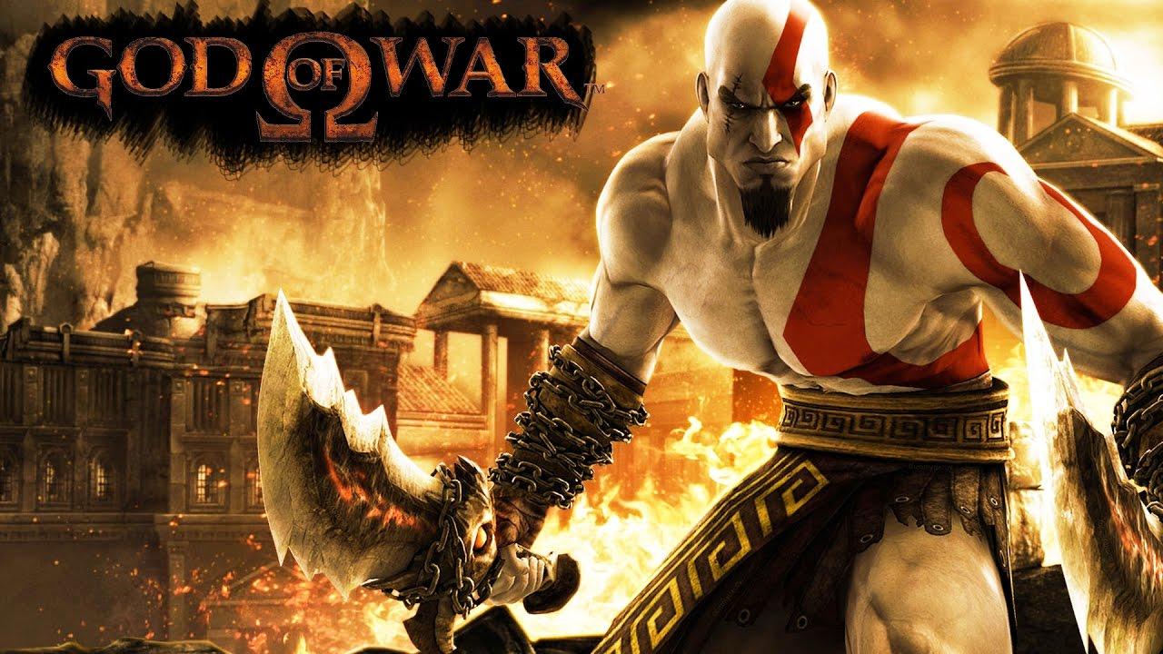 Mueble Aparador Gris Ceniza ~ GOD OF WAR Início do Clássico de PS2, em Portugu u00eas! (PS3 Gameplay) YouTube