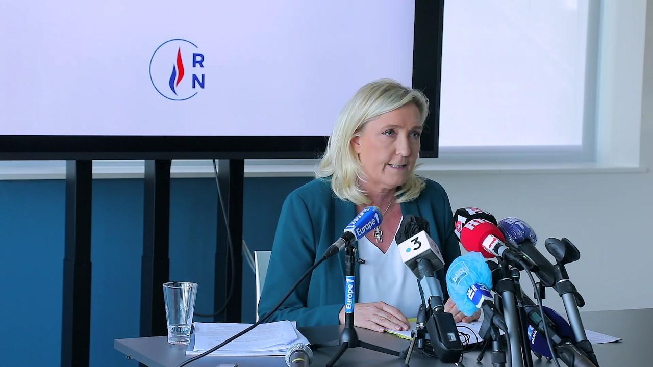 ÉMEUTES URBAINES ET INTER-ETHNIQUES À DIJON : MARINE LE PEN RÉCLAME L'ORDRE !