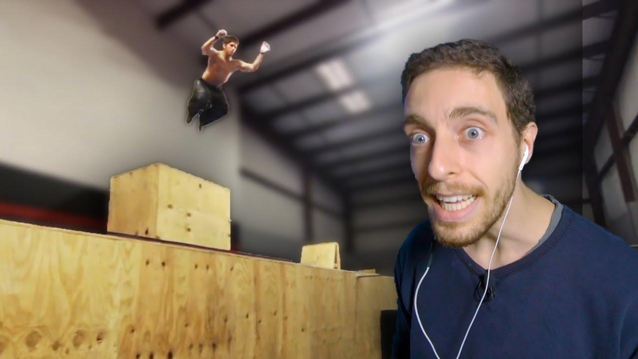 Reagindo ao Gorila Humano - Caleb Iuliano