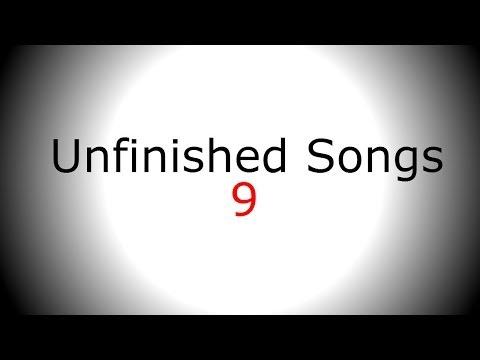 Melancholic Piano Singing Backing Track - Unfinished Song No.9